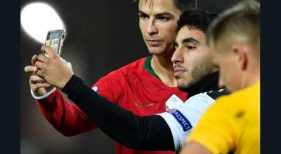 Ronaldo dhe fansi