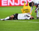 Fußball EM-Qualifikation Deutschland - Belarus am 16.11.2019 im Borussia-Park in Mönchengladbach Luca Waldschmidt ( Deu