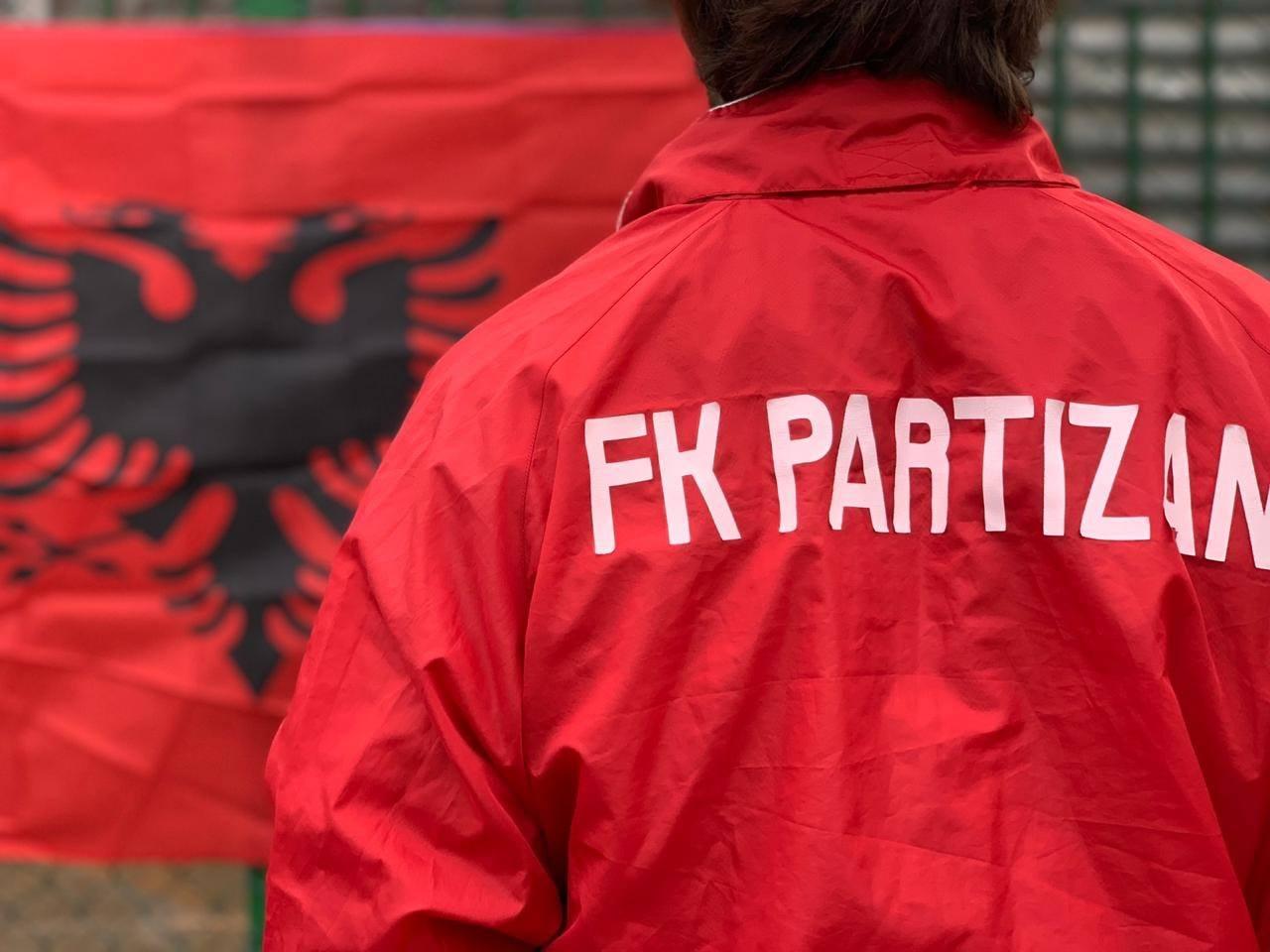 partizani flamuri shqiptar