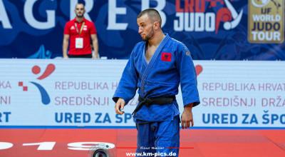 Indrit Cullhaj (ALB) - Grand Prix Zagreb (2019, CRO)