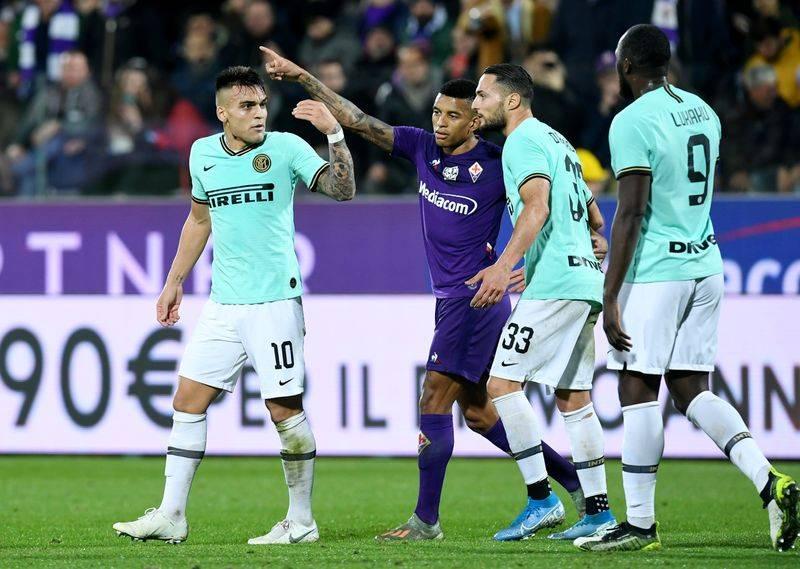 Serie A - Fiorentina v Inter Milan