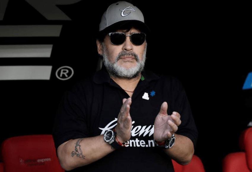 Maradona Gimnasia