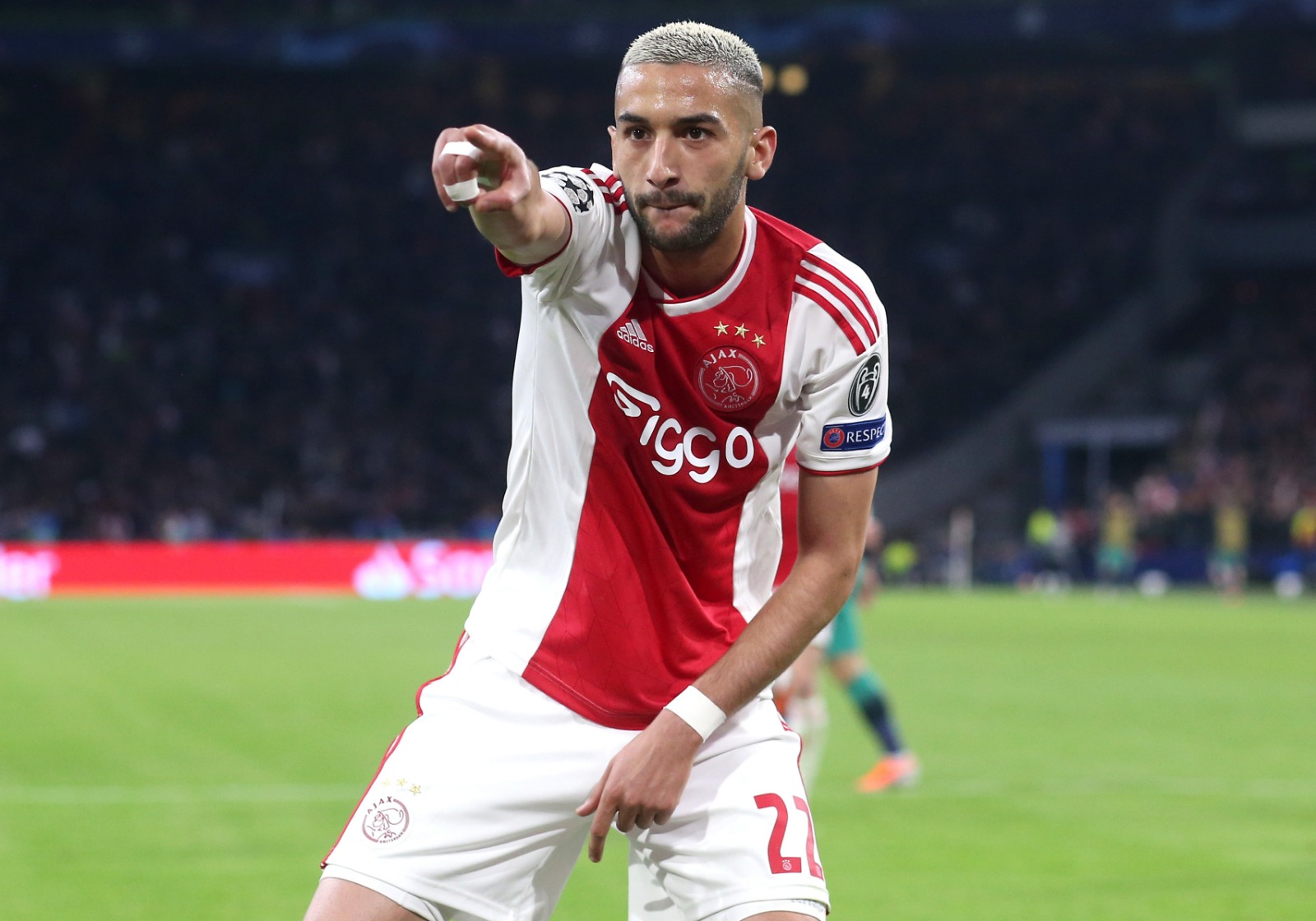 Ziyech_GETTY
