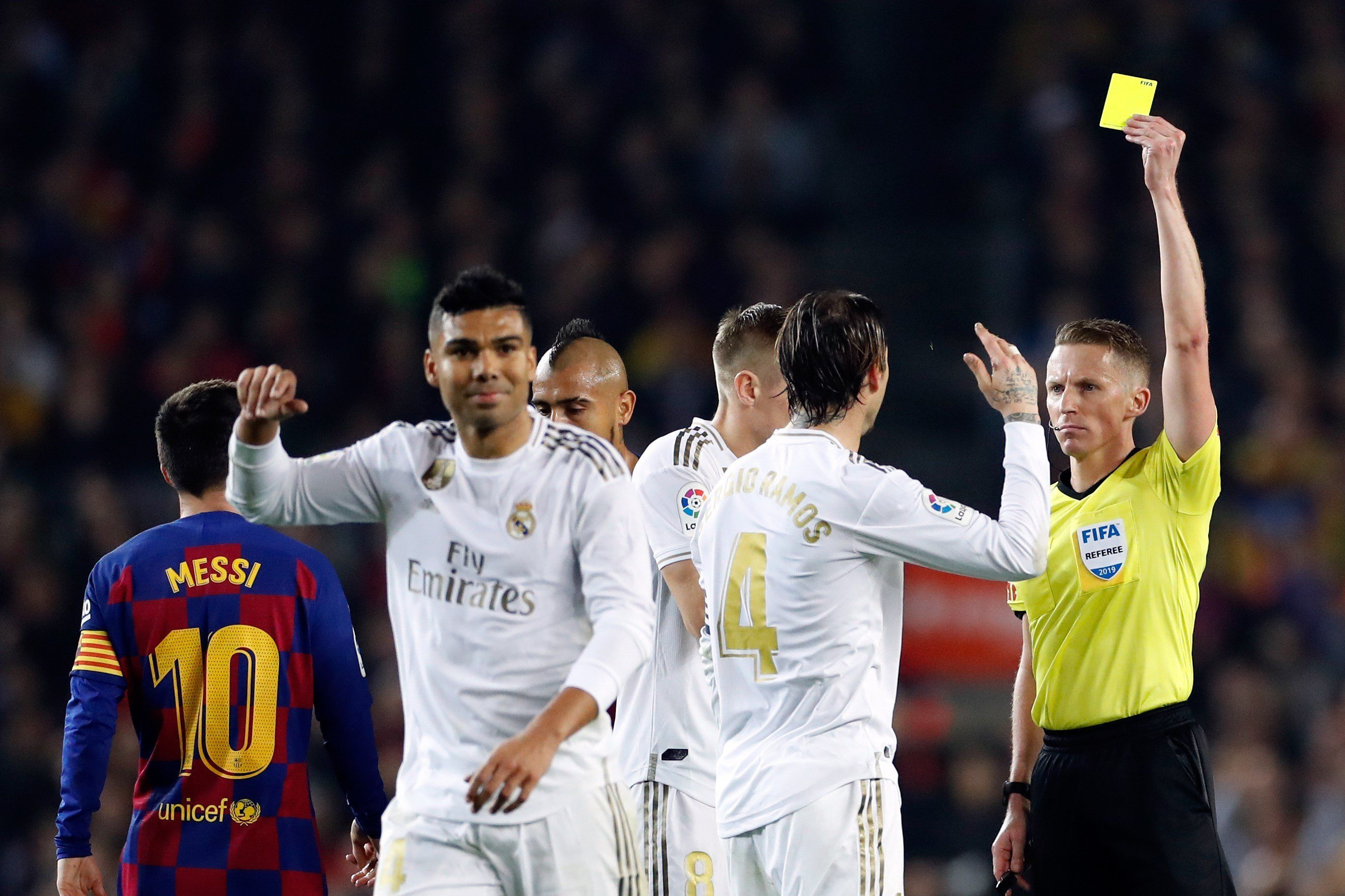 FC Barcelona-Real Madrid CF