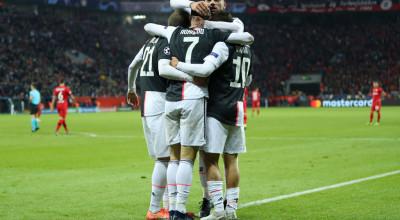 Bayer Leverkusen v Juventus: Group D - UEFA Champions League