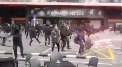 Barcelona-Valencia-ultras-clash