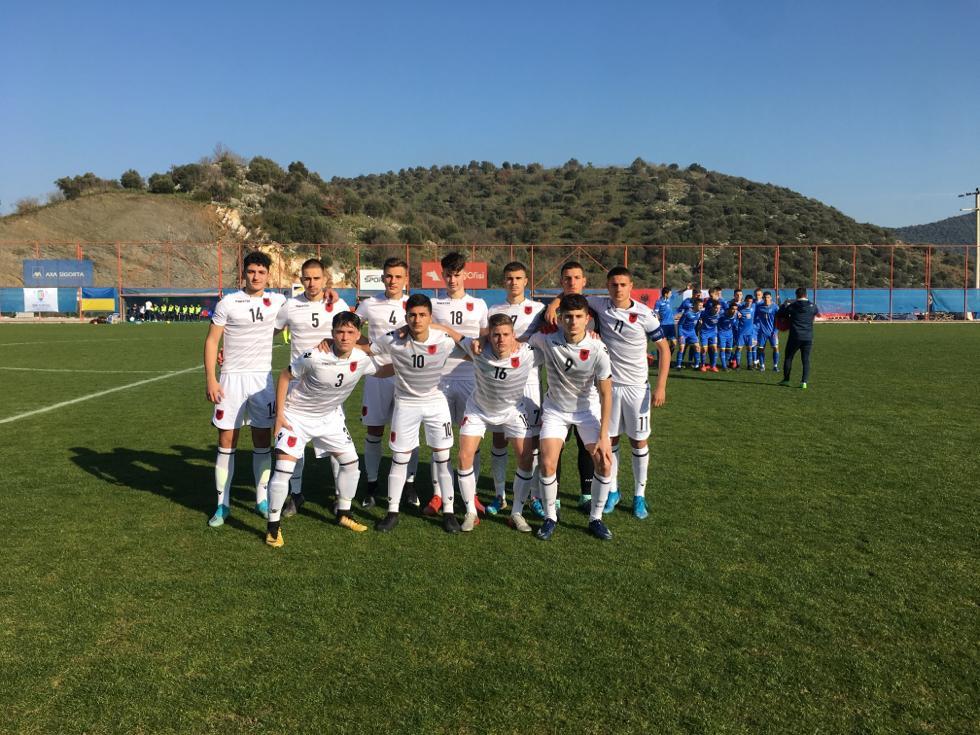 Shqiperi-Ukraine-U-17