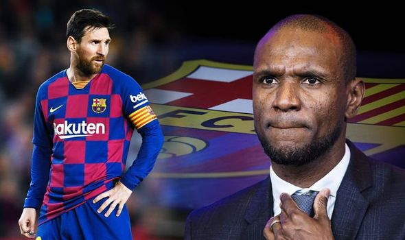 Abidal Messi