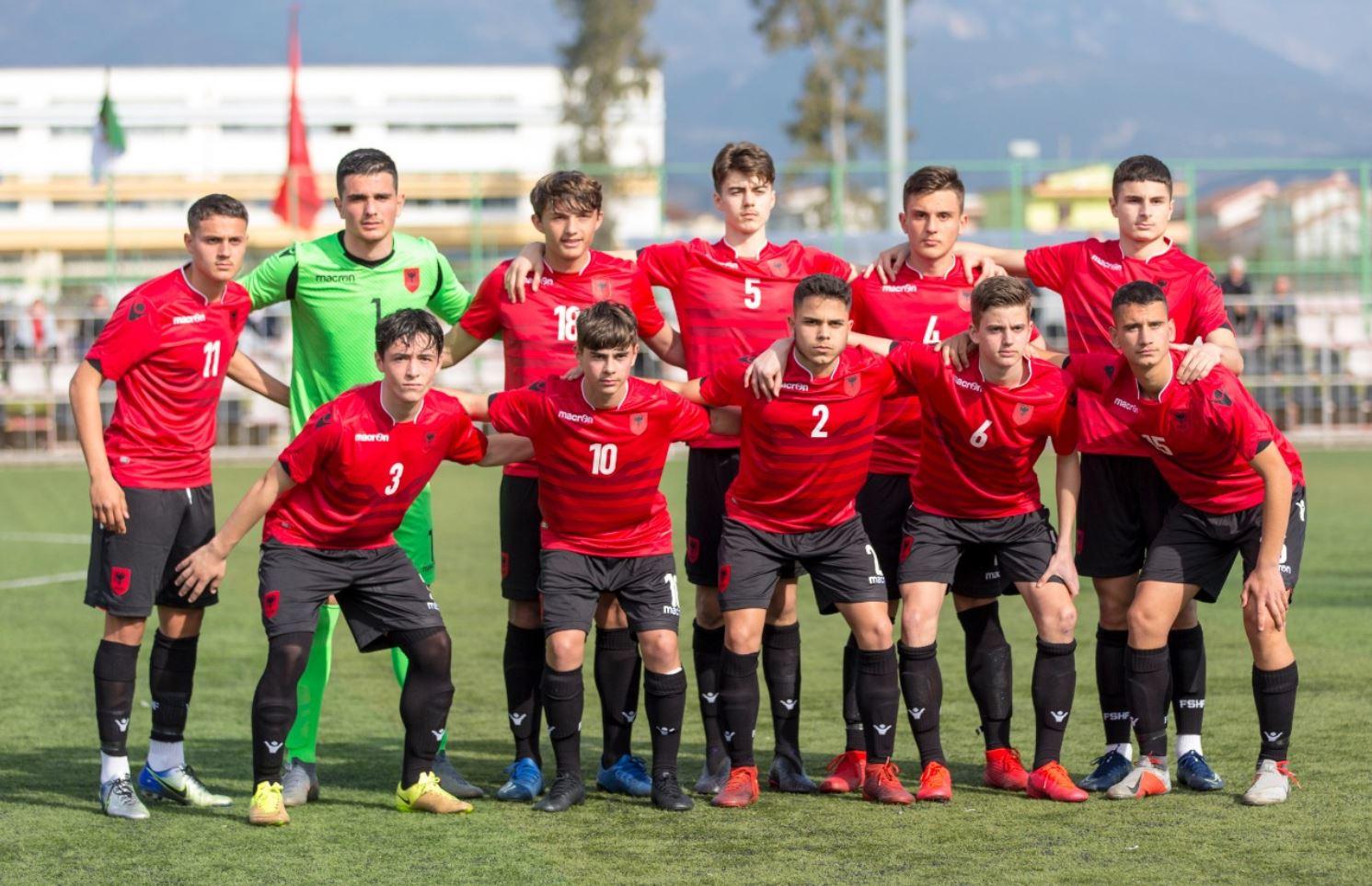 shqiperia u-16