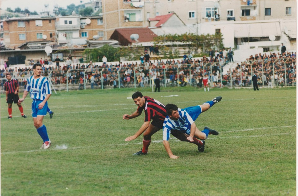 Caste nga ndeshja Flamurtari Tirana