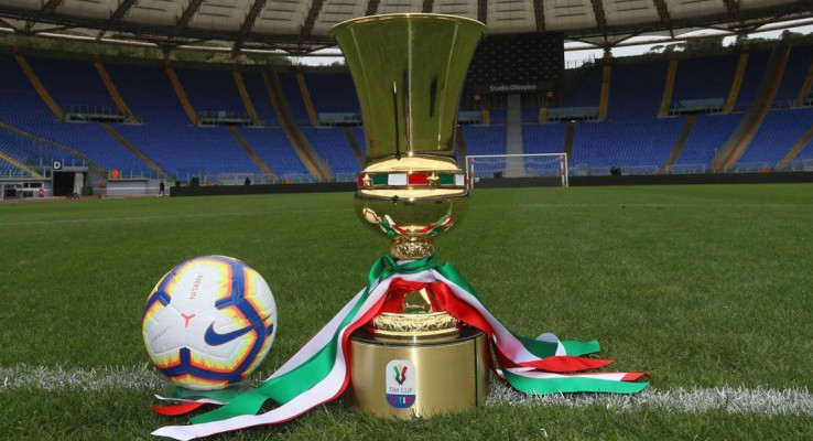 coppa italia trofeo