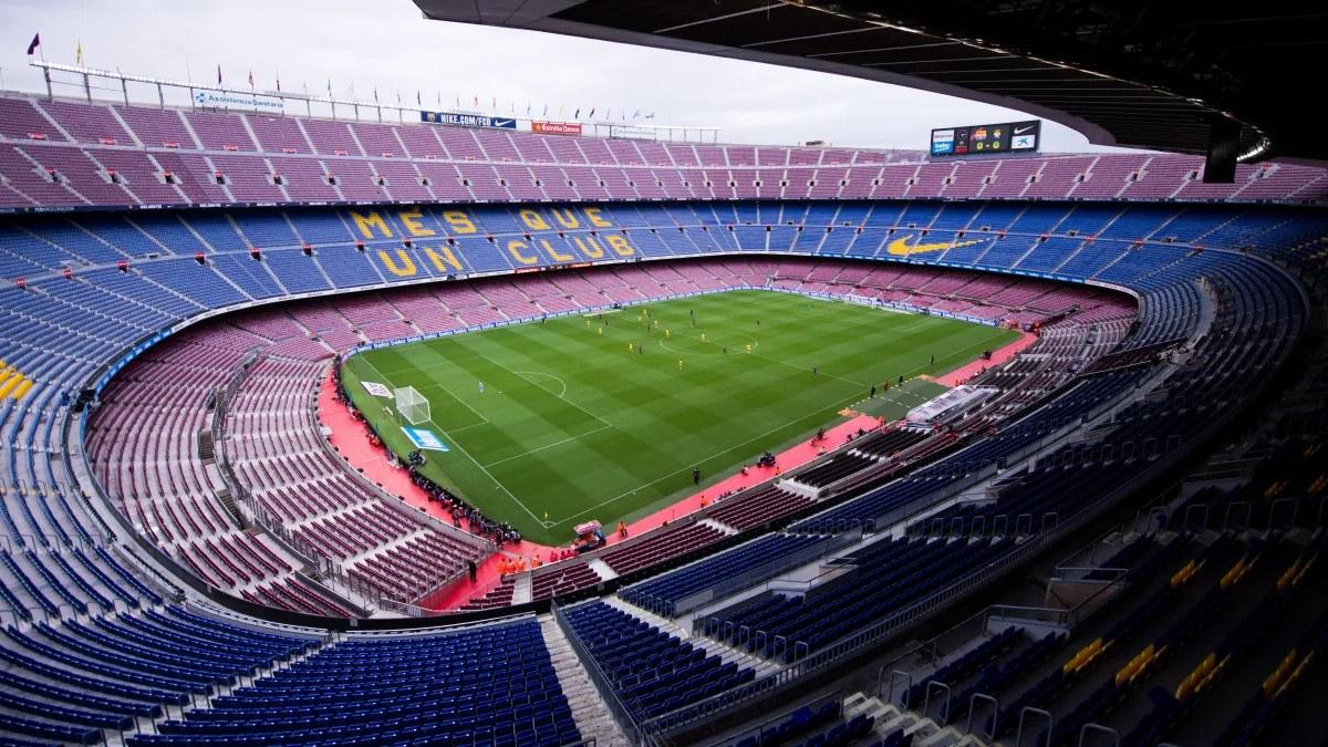 Barcelona-Empty-Stadium