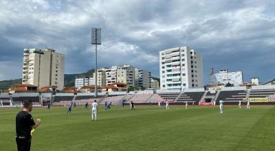 Kukesi-Apolonia Elbasan Arena