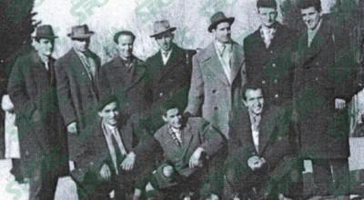 Ekipi i Partizanit ne Austri logo