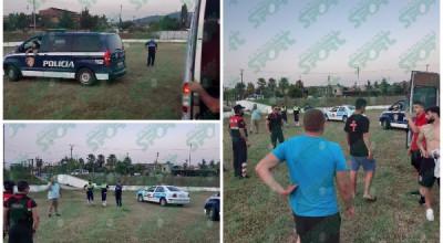 Maliqi incidenti ne Patos