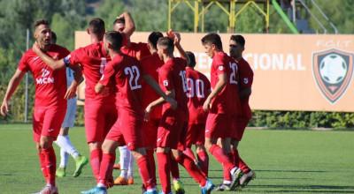 Partizani B festa e golit ndaj Sopotit