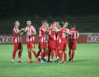 Skenderbeu festa e golit ndaj Vllaznise