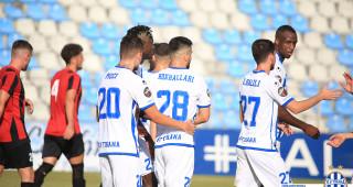 Tirana festa e golit ndaj Flamurtarit