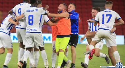 Tirana festa e golit ne derbi