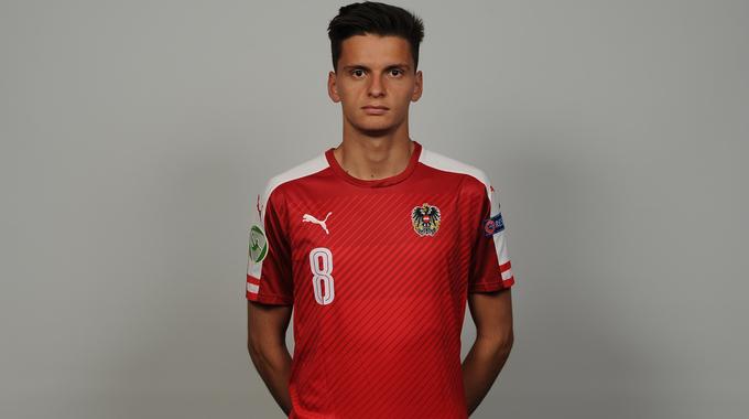 Albin Gashi of Austria