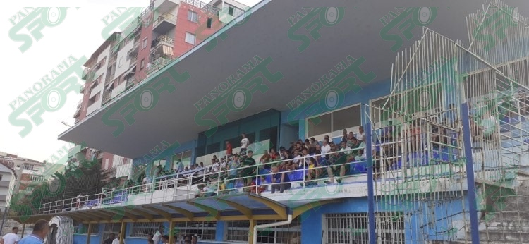 Pogradeci Stadiumi tifozet logo
