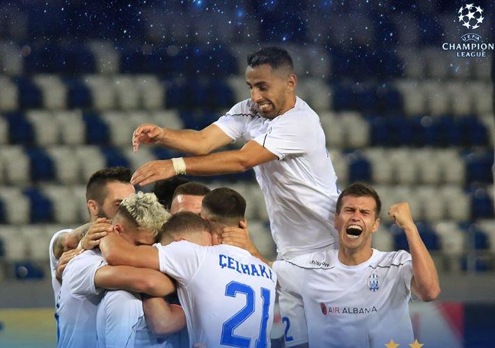 Tirana 0-2