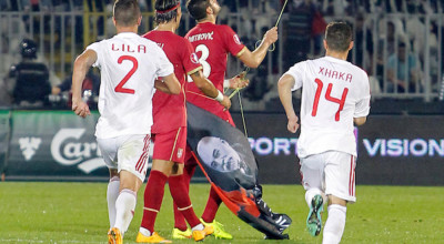 serbi shqiperi