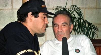Maradona mjeku