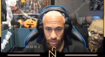 Neymar halloween