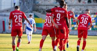 Partizani 5-0