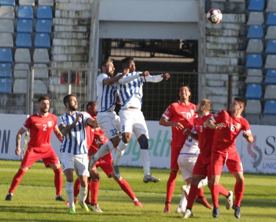 Tirana-Bylis 0-0