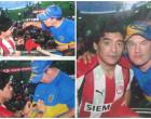 CAushi dhe Maradona