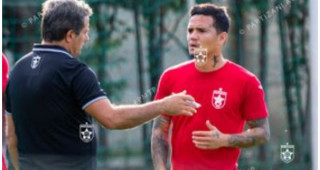 Ilir Daja dhe braziliani Melo