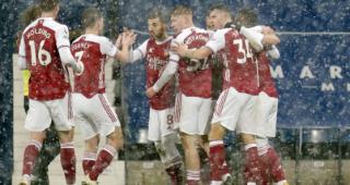 Arsenali festa e golit