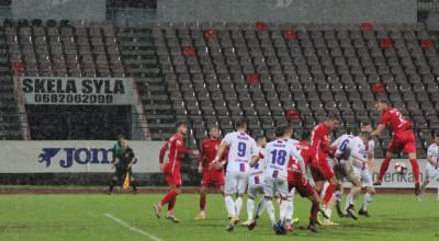 Partizani-Vllaznia Elbasan Arena