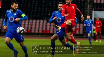 Partizani 0-0 Teuta