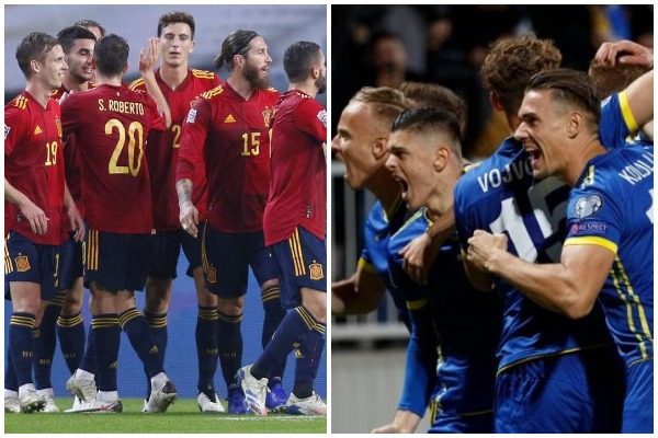 KOSOVA SPANJA