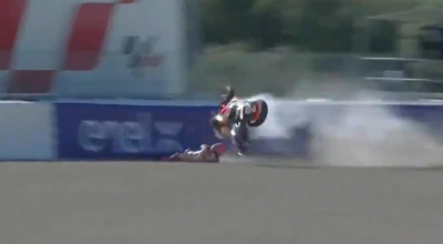 Marc-Marquez-suffers-a-severe-accident-in-Jerez-training-the