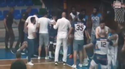 Grushti basketboll Durrës Goga