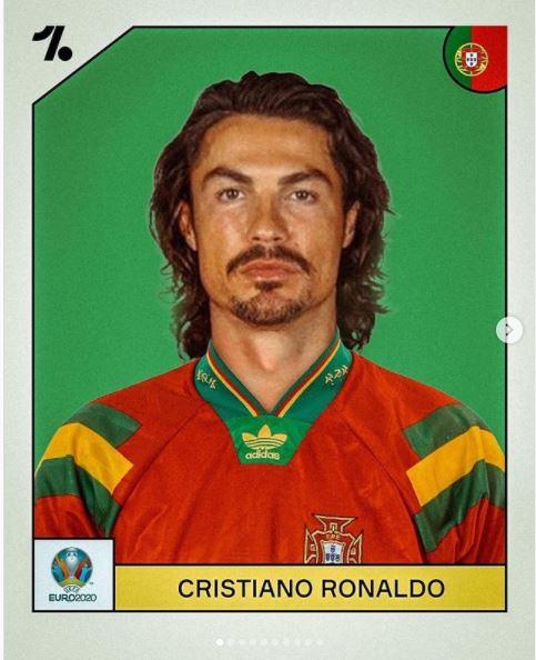Ronaldo Panini