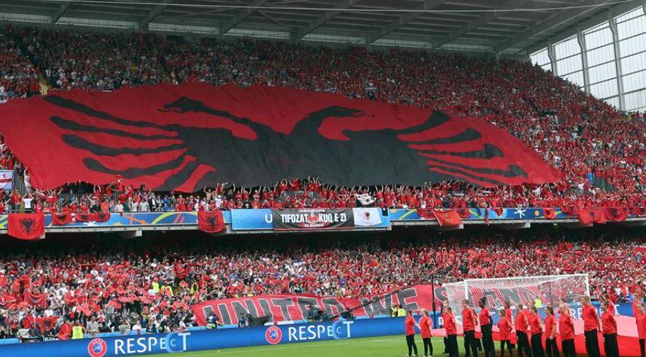 Shqiperia flamuri