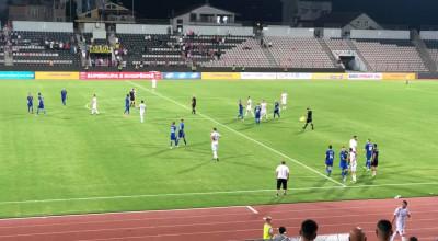 Teuta-Vllaznia Elbasan Arena