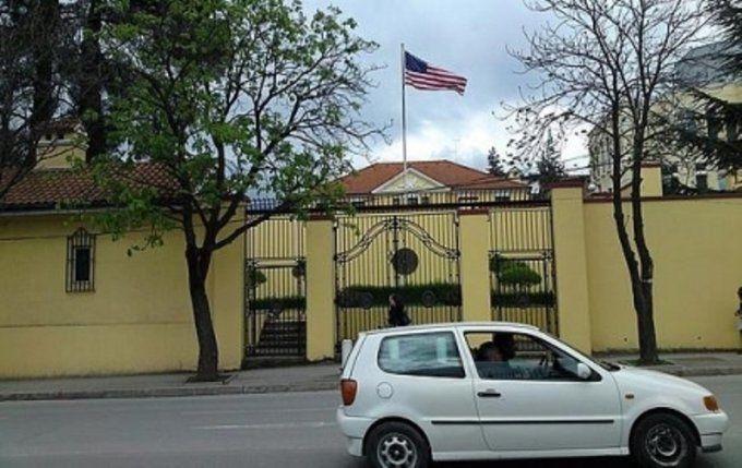 Ambasada Amerikane në Tiranë