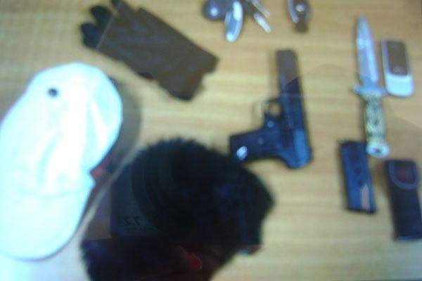 Tiranë, 33-vjeçari  kapet me paruke e armë. Policia: Do kryente vrasje