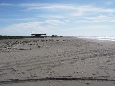Një nga pronat në breg të detit pranë Spillesë, që i është kthyer familjes Jenisheri
