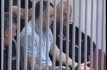 Dritan Dajti në një seancë gjyqësore