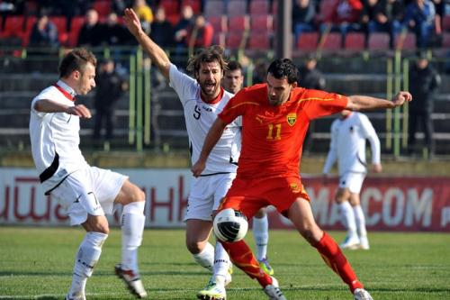 Nga nje ndeshje e kombetares shqiptare