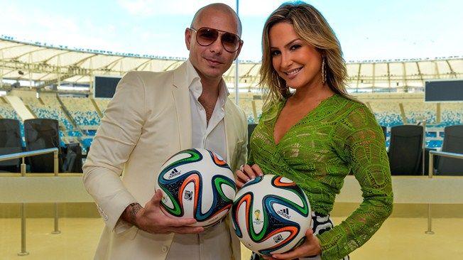 Publikohet himni i Kupës së Botës, Brazil 2014! (video)