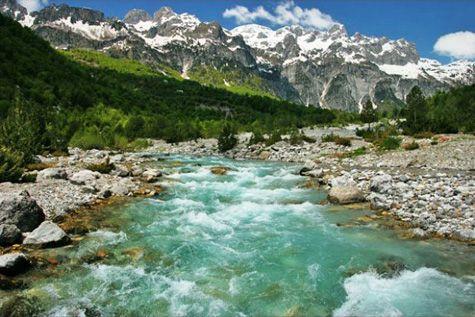 Image result for vendet turistike ne shqiperi