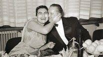 Jovanka Broz dhe Josip Broz Tito